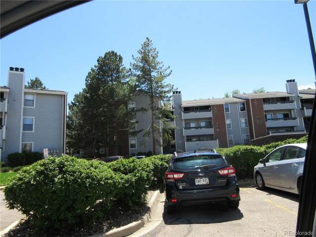 14436 E 1st Drive C10, Aurora, CO 80011 (#6116635) :: Portenga Properties