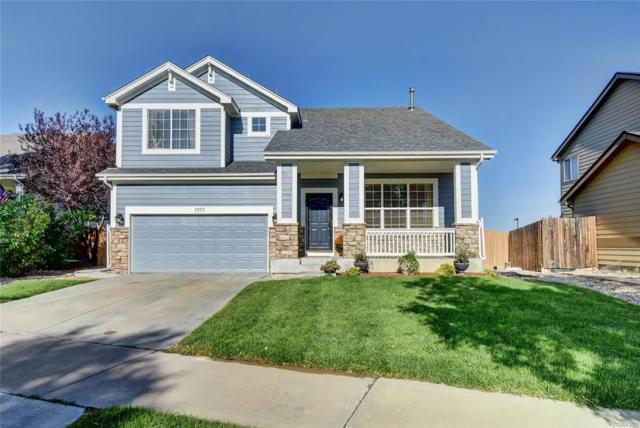 3975 S Quatar Street, Aurora, CO 80018 (#6116766) :: The Peak Properties Group