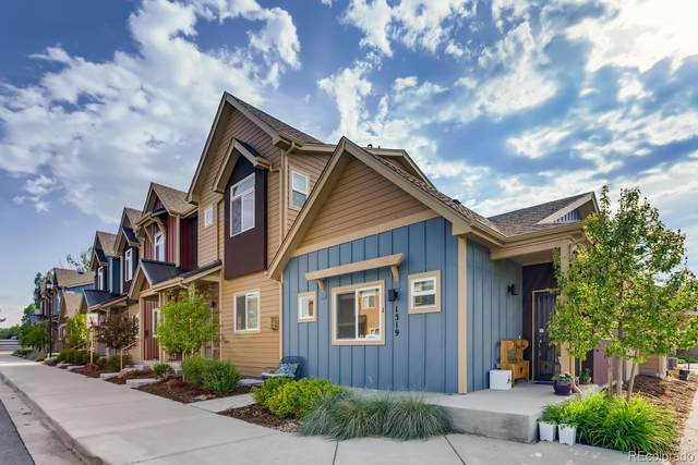 1319 S Collyer Street J, Longmont, CO 80501 (#6116971) :: The Griffith Home Team