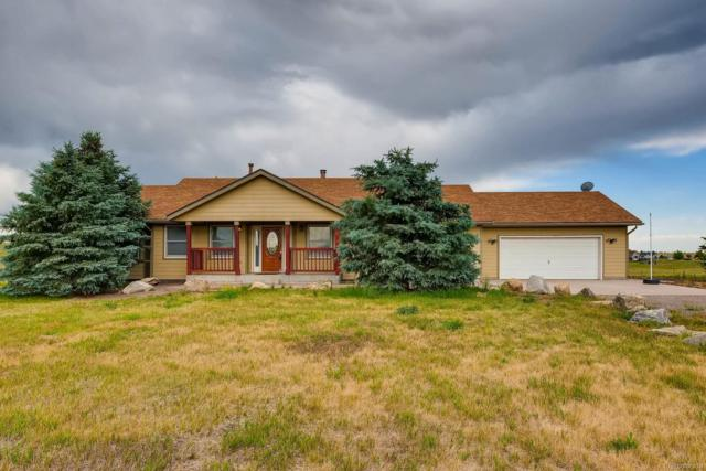 30546 Chisholm Trail, Elizabeth, CO 80107 (#6117152) :: The DeGrood Team
