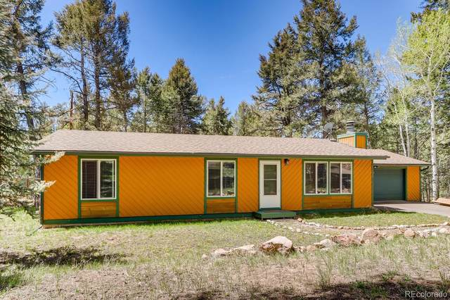 30806 Kings Valley Way, Conifer, CO 80433 (MLS #6117343) :: 8z Real Estate