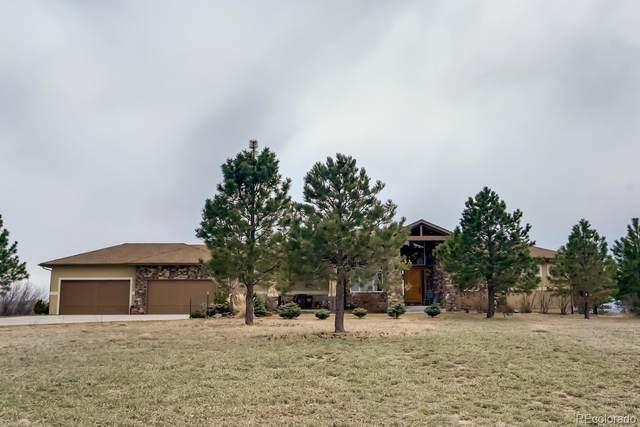 2814 Elk Canyon Circle, Sedalia, CO 80135 (MLS #6117377) :: 8z Real Estate