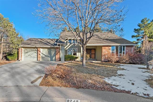 8748 E Kettle Circle, Centennial, CO 80112 (#6117378) :: iHomes Colorado