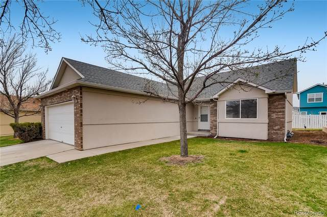 1720 32nd Street #5, Evans, CO 80620 (MLS #6117640) :: 8z Real Estate