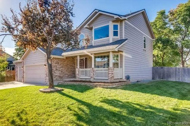 14160 W 44th Place, Golden, CO 80403 (#6118344) :: The Peak Properties Group