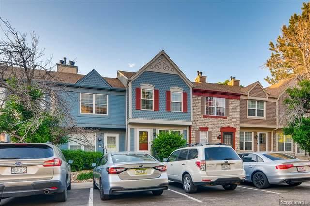 11961 E Kepner Drive, Aurora, CO 80012 (#6118638) :: Portenga Properties