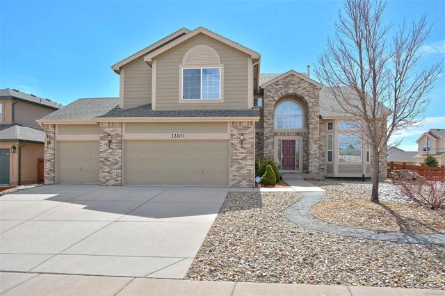 12101 Point Reyes Drive, Peyton, CO 80831 (#6118653) :: The DeGrood Team
