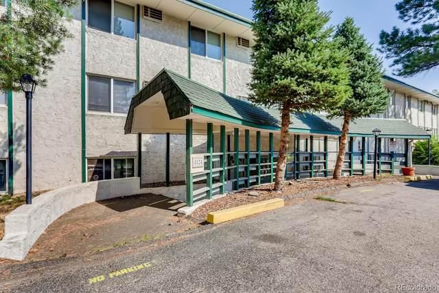 8824 E Florida Avenue G13, Denver, CO 80247 (#6119325) :: Wisdom Real Estate