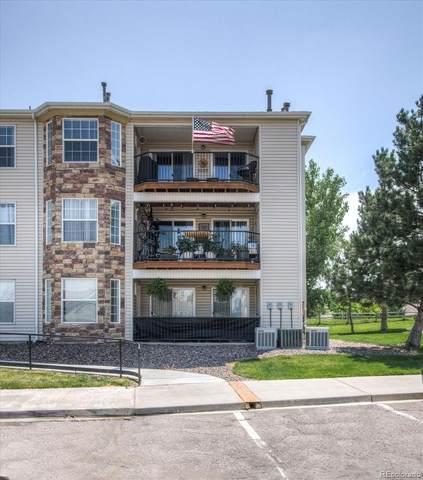 12288 W Dorado Place #302, Littleton, CO 80127 (#6119552) :: Finch & Gable Real Estate Co.