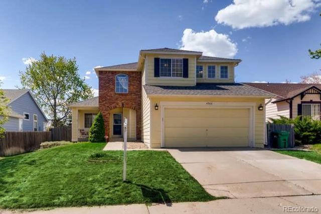 4960 Yates Court, Broomfield, CO 80020 (#6119810) :: House Hunters Colorado