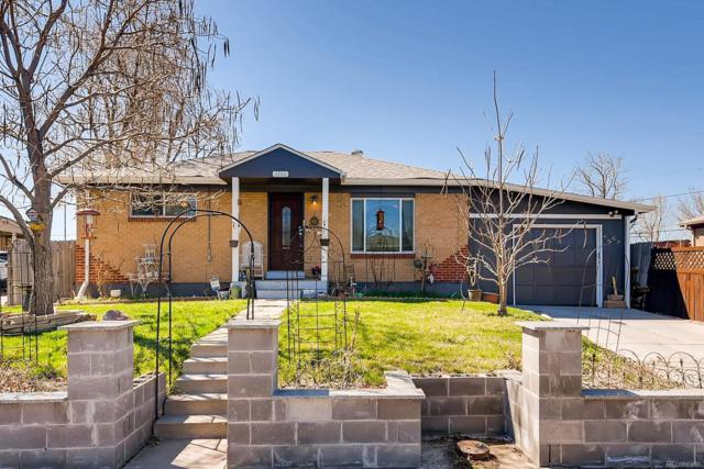 1700 W 74th Way, Denver, CO 80221 (#6120056) :: The Peak Properties Group