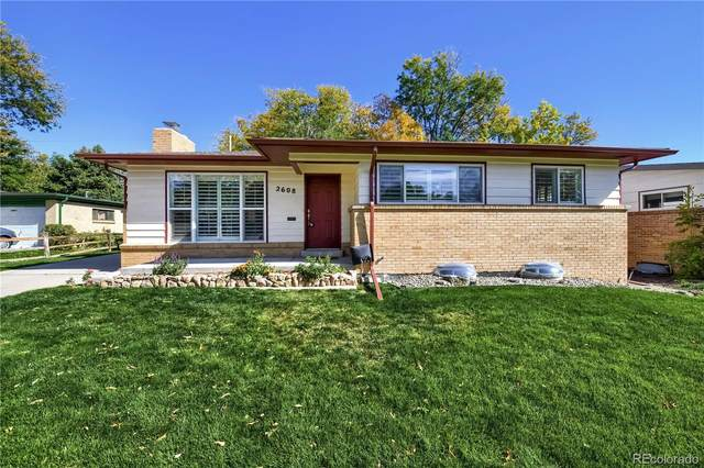 2608 S Dexter Street, Denver, CO 80222 (MLS #6120353) :: Kittle Real Estate