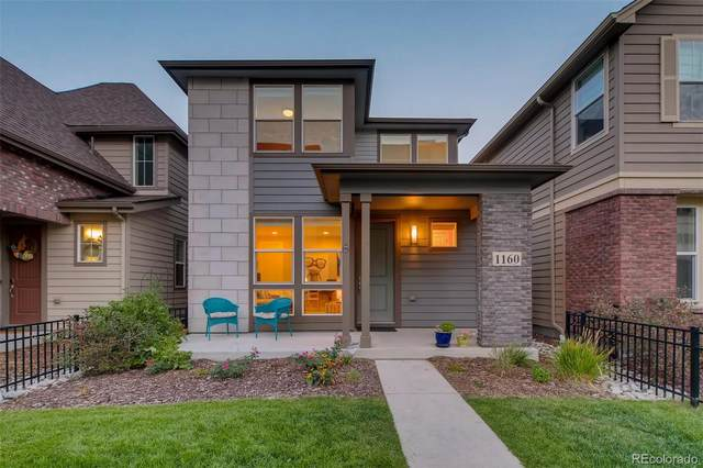 1160 S Lincoln Street, Denver, CO 80210 (#6120657) :: The Brokerage Group
