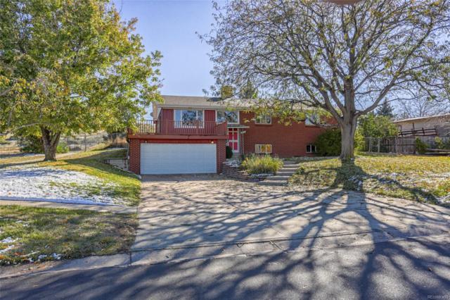 10820 W Glennon Drive, Lakewood, CO 80226 (MLS #6120898) :: 8z Real Estate