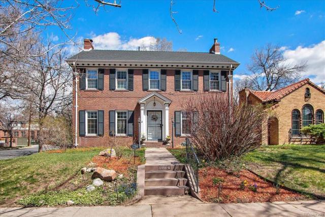 1794 Leyden Street, Denver, CO 80220 (#6121501) :: Venterra Real Estate LLC