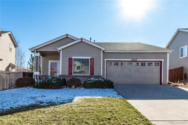 20220 E Red Fox Lane, Centennial, CO 80015 (#6121586) :: The DeGrood Team