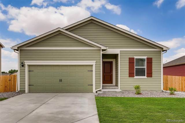 7432 Ellingwood Circle, Frederick, CO 80504 (#6121665) :: The Dixon Group