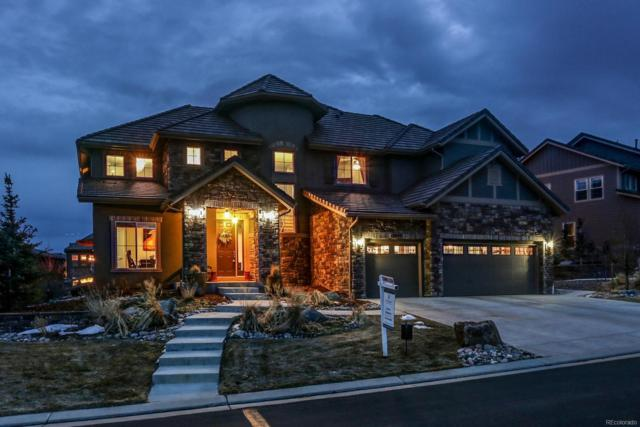 10808 Sundial Rim Road, Highlands Ranch, CO 80126 (#6122499) :: The DeGrood Team