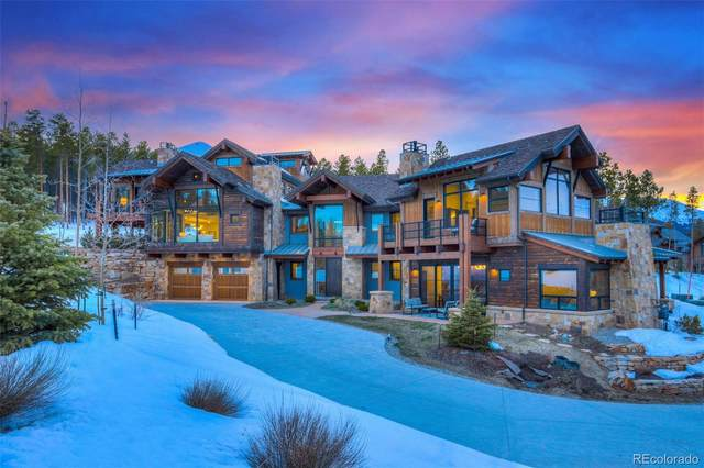 460 Timber Trail Road, Breckenridge, CO 80424 (#6123170) :: The DeGrood Team