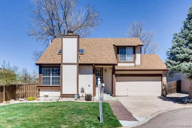 1227 Eureka Court, Highlands Ranch, CO 80126 (#6123499) :: The HomeSmiths Team - Keller Williams