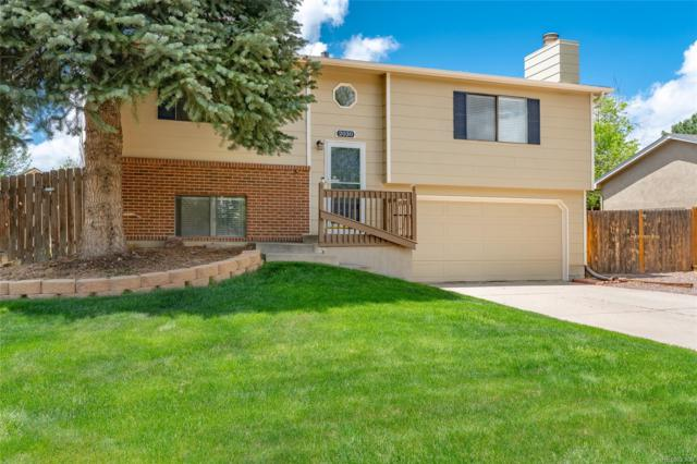 2030 Heathercrest Drive, Colorado Springs, CO 80915 (#6123742) :: The Griffith Home Team