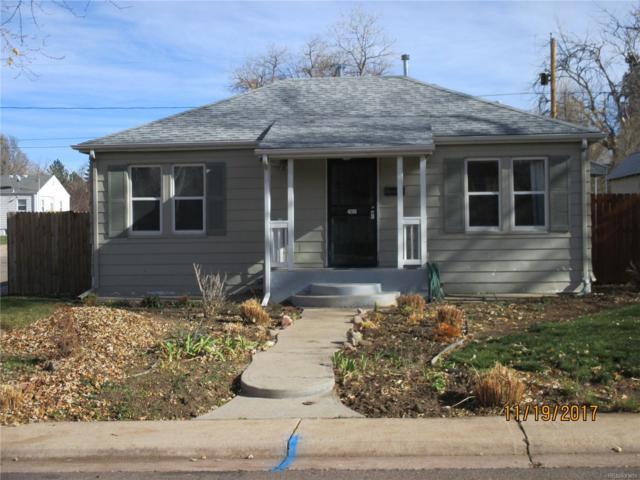 4200 S Elati Street, Englewood, CO 80110 (#6123773) :: The Peak Properties Group