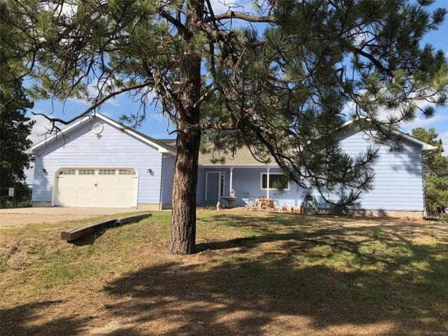 33750 County Road 17, Elizabeth, CO 80107 (#6123801) :: The DeGrood Team