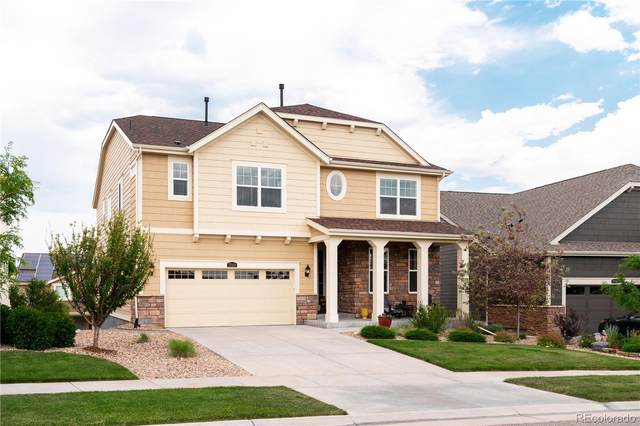 17559 W 84th Place, Arvada, CO 80007 (MLS #6123882) :: 8z Real Estate