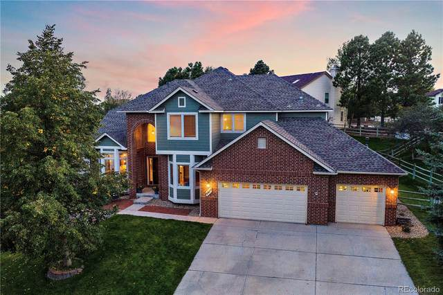 4974 Bur Oak Lane, Parker, CO 80134 (MLS #6123900) :: Keller Williams Realty