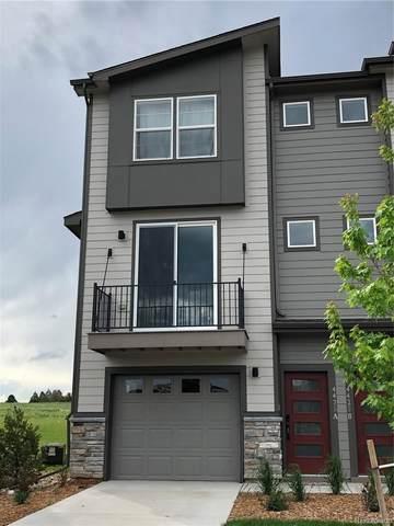 4425 Cyan Circle A, Castle Rock, CO 80109 (MLS #6125279) :: Kittle Real Estate