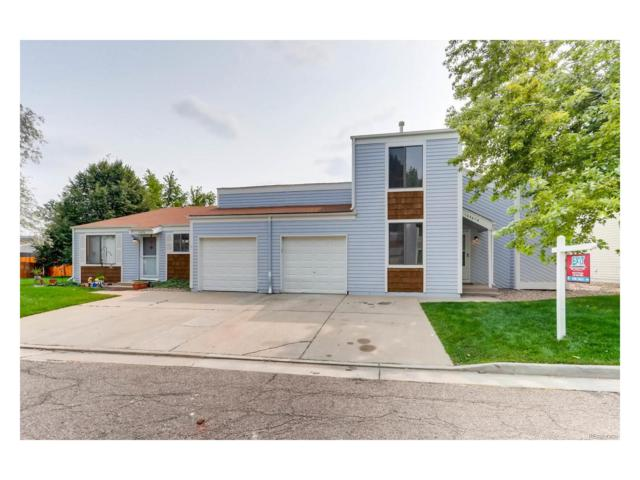 16367 E Radcliff Place A, Aurora, CO 80015 (MLS #6125581) :: 8z Real Estate