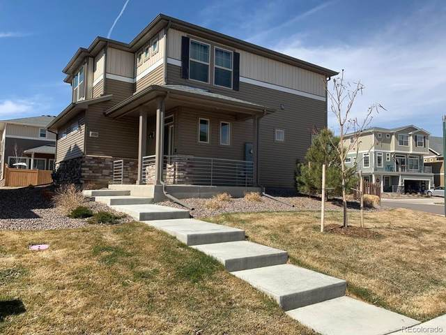 18092 E 104th Way, Commerce City, CO 80022 (#6125884) :: My Home Team