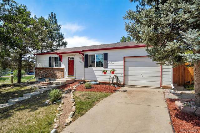 17707 E Princeton Place, Aurora, CO 80013 (#6126418) :: Peak Properties Group