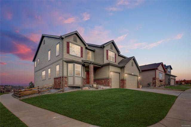 12246 Pine Post Drive, Parker, CO 80138 (MLS #6126422) :: 8z Real Estate