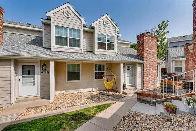 8390 W 87th Drive A, Arvada, CO 80005 (#6126913) :: Colorado Home Finder Realty