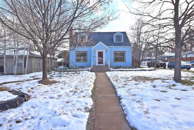 1806 17th Avenue, Greeley, CO 80631 (MLS #6127231) :: Bliss Realty Group