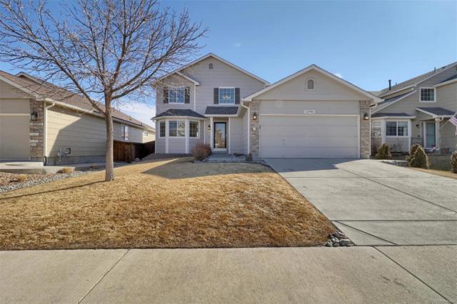 12740 Buckhorn Creek Street, Parker, CO 80134 (#6127251) :: Bring Home Denver