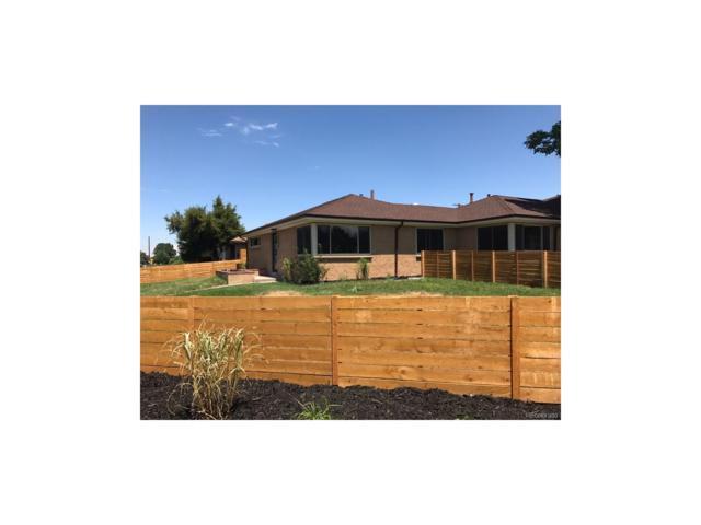 3210 Ivy Street, Denver, CO 80207 (MLS #6127343) :: 8z Real Estate