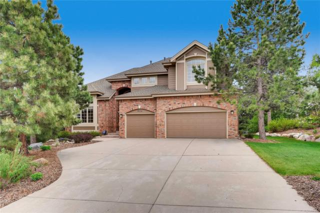 924 Glen Oaks Avenue, Castle Pines, CO 80108 (#6127981) :: The Heyl Group at Keller Williams