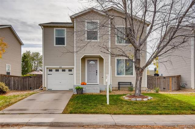 1448 Hummingbird Circle, Brighton, CO 80601 (#6128283) :: The Artisan Group at Keller Williams Premier Realty