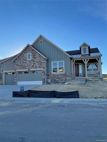 7 Broken Tee Lane, Castle Pines, CO 80108 (#6128402) :: Wisdom Real Estate