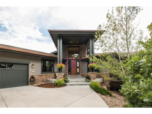 2816 Saddleback Drive, Castle Rock, CO 80104 (MLS #6128428) :: 8z Real Estate