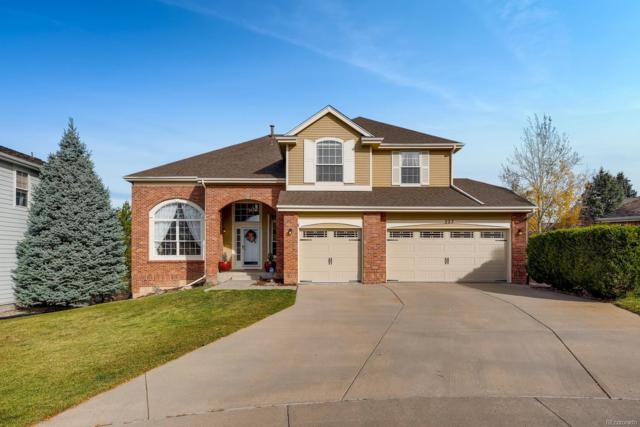 227 Corby Place, Castle Pines, CO 80108 (#6128637) :: The DeGrood Team