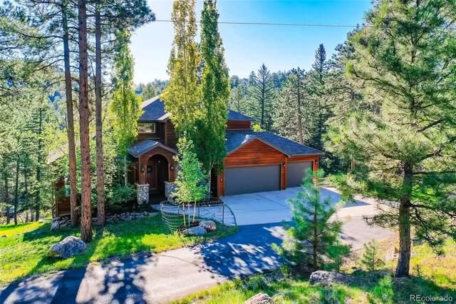 7206 S Fox Trail, Morrison, CO 80465 (#6128737) :: Portenga Properties