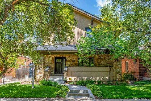 526 S High Street, Denver, CO 80209 (#6129226) :: The DeGrood Team
