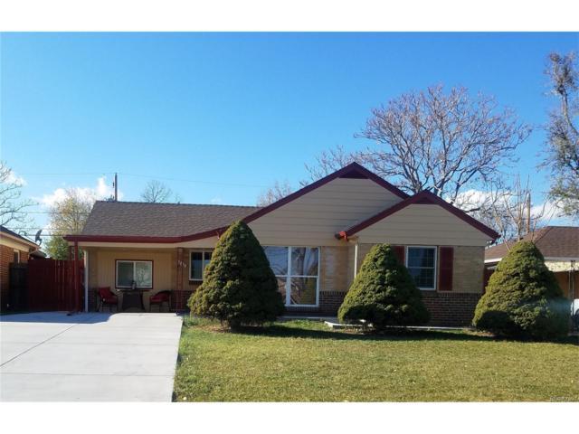 515 S Decatur Street, Denver, CO 80219 (MLS #6129405) :: 8z Real Estate