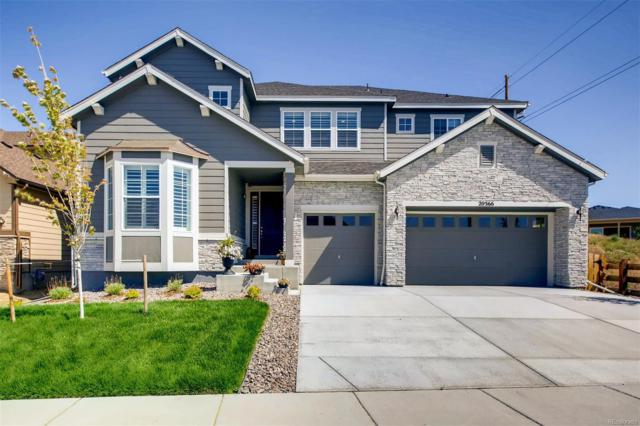 20366 Terrace View Drive, Parker, CO 80134 (#6129532) :: The Galo Garrido Group