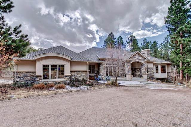 10481 Pine Valley Drive, Franktown, CO 80116 (MLS #6129605) :: Wheelhouse Realty