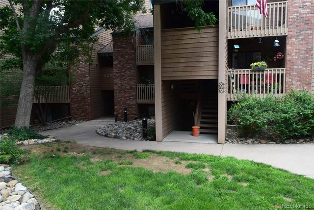 12354 W Nevada Place #104, Lakewood, CO 80228 (MLS #6129914) :: Bliss Realty Group