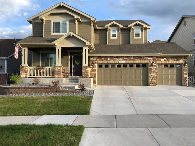 20828 Park Hollow Drive, Parker, CO 80138 (#6130031) :: The Heyl Group at Keller Williams